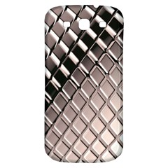 3d Abstract Pattern Samsung Galaxy S3 S III Classic Hardshell Back Case