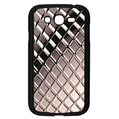 3d Abstract Pattern Samsung Galaxy Grand DUOS I9082 Case (Black)