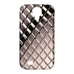 3d Abstract Pattern Samsung Galaxy S4 Classic Hardshell Case (PC+Silicone)