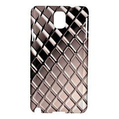 3d Abstract Pattern Samsung Galaxy Note 3 N9005 Hardshell Case