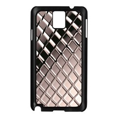 3d Abstract Pattern Samsung Galaxy Note 3 N9005 Case (Black)