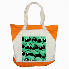 Alien Accent Tote Bag