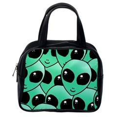 Alien Classic Handbags (One Side)
