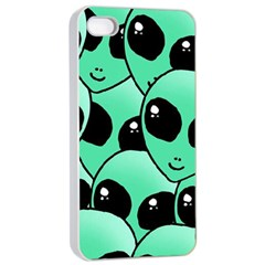 Alien Apple Iphone 4/4s Seamless Case (white)