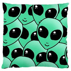 Alien Large Cushion Case (Two Sides)