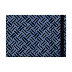 WOV2 BK-MRBL BL-LTHR (R) Apple iPad Mini Flip Case