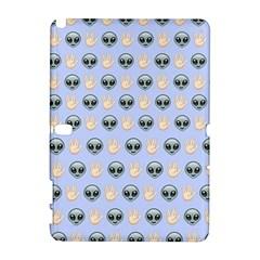 Alien Pattern Galaxy Note 1