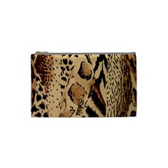 Animal Fabric Patterns Cosmetic Bag (small)