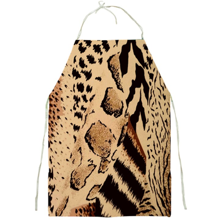 Animal Fabric Patterns Full Print Aprons