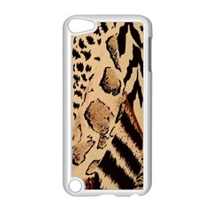 Animal Fabric Patterns Apple Ipod Touch 5 Case (white)