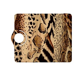 Animal Fabric Patterns Kindle Fire HDX 8.9  Flip 360 Case