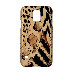 Animal Fabric Patterns Samsung Galaxy S5 Hardshell Case