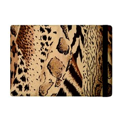 Animal Fabric Patterns iPad Mini 2 Flip Cases