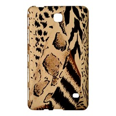 Animal Fabric Patterns Samsung Galaxy Tab 4 (7 ) Hardshell Case