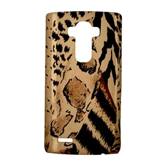 Animal Fabric Patterns LG G4 Hardshell Case