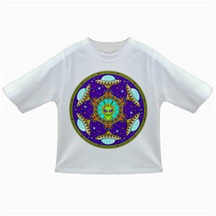 Alien Mandala Infant/toddler T Shirts