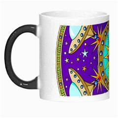 Alien Mandala Morph Mugs