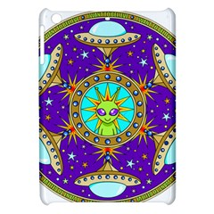 Alien Mandala Apple iPad Mini Hardshell Case
