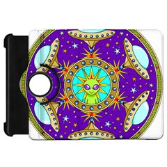 Alien Mandala Kindle Fire HD 7