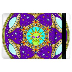 Alien Mandala iPad Air 2 Flip