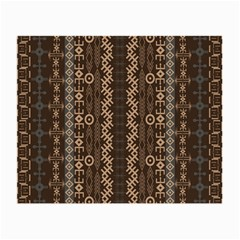 African Style Vector Pattern Small Glasses Cloth (2-Side)