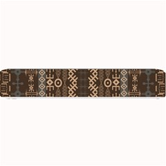 African Style Vector Pattern Small Bar Mats