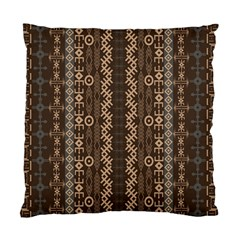 African Style Vector Pattern Standard Cushion Case (One Side)