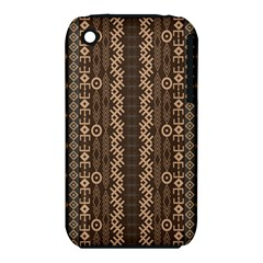 African Style Vector Pattern Iphone 3s/3gs