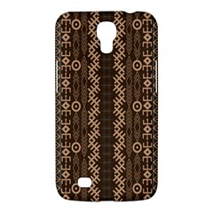 African Style Vector Pattern Samsung Galaxy Mega 6 3  I9200 Hardshell Case