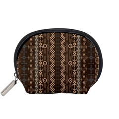 African Style Vector Pattern Accessory Pouches (small)