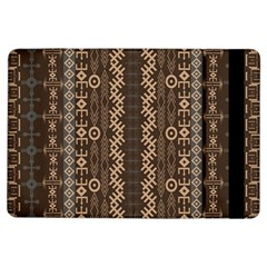 African Style Vector Pattern iPad Air Flip