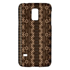 African Style Vector Pattern Galaxy S5 Mini
