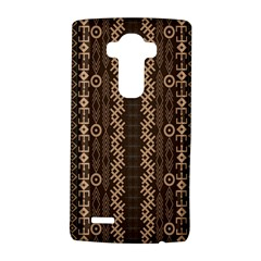 African Style Vector Pattern LG G4 Hardshell Case