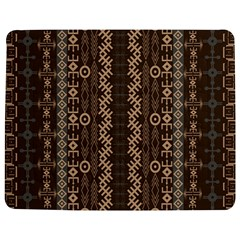 African Style Vector Pattern Jigsaw Puzzle Photo Stand (Rectangular)