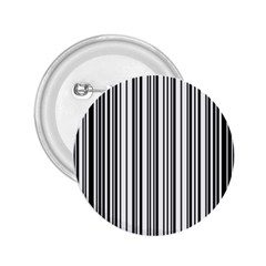 Barcode Pattern 2.25  Buttons