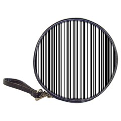 Barcode Pattern Classic 20-CD Wallets