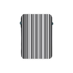 Barcode Pattern Apple Ipad Mini Protective Soft Cases