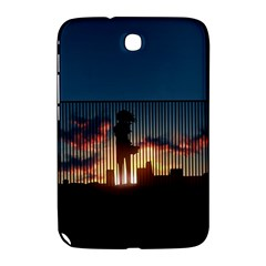 Art Sunset Anime Afternoon Samsung Galaxy Note 8.0 N5100 Hardshell Case