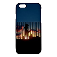 Art Sunset Anime Afternoon iPhone 6/6S TPU Case