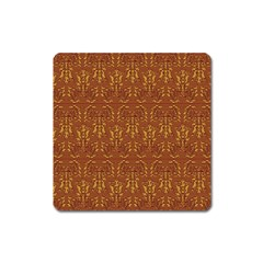 Art Abstract Pattern Square Magnet
