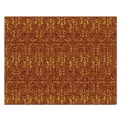 Art Abstract Pattern Rectangular Jigsaw Puzzl