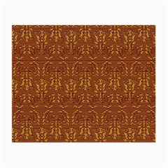 Art Abstract Pattern Small Glasses Cloth