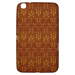 Art Abstract Pattern Samsung Galaxy Tab 3 (8 ) T3100 Hardshell Case
