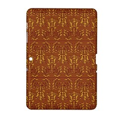Art Abstract Pattern Samsung Galaxy Tab 2 (10.1 ) P5100 Hardshell Case