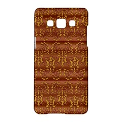 Art Abstract Pattern Samsung Galaxy A5 Hardshell Case