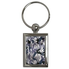 Army Camo Pattern Key Chains (Rectangle)