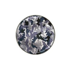 Army Camo Pattern Hat Clip Ball Marker