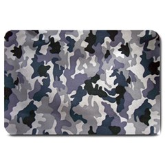 Army Camo Pattern Large Doormat