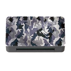 Army Camo Pattern Memory Card Reader with CF