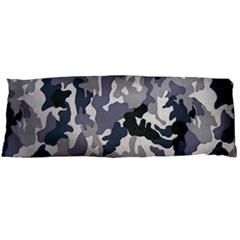 Army Camo Pattern Body Pillow Case Dakimakura (two Sides)